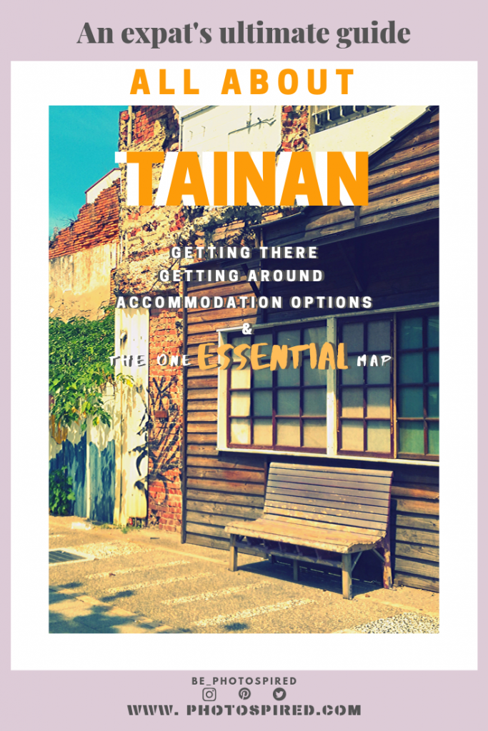 tainan, ultimate guide
