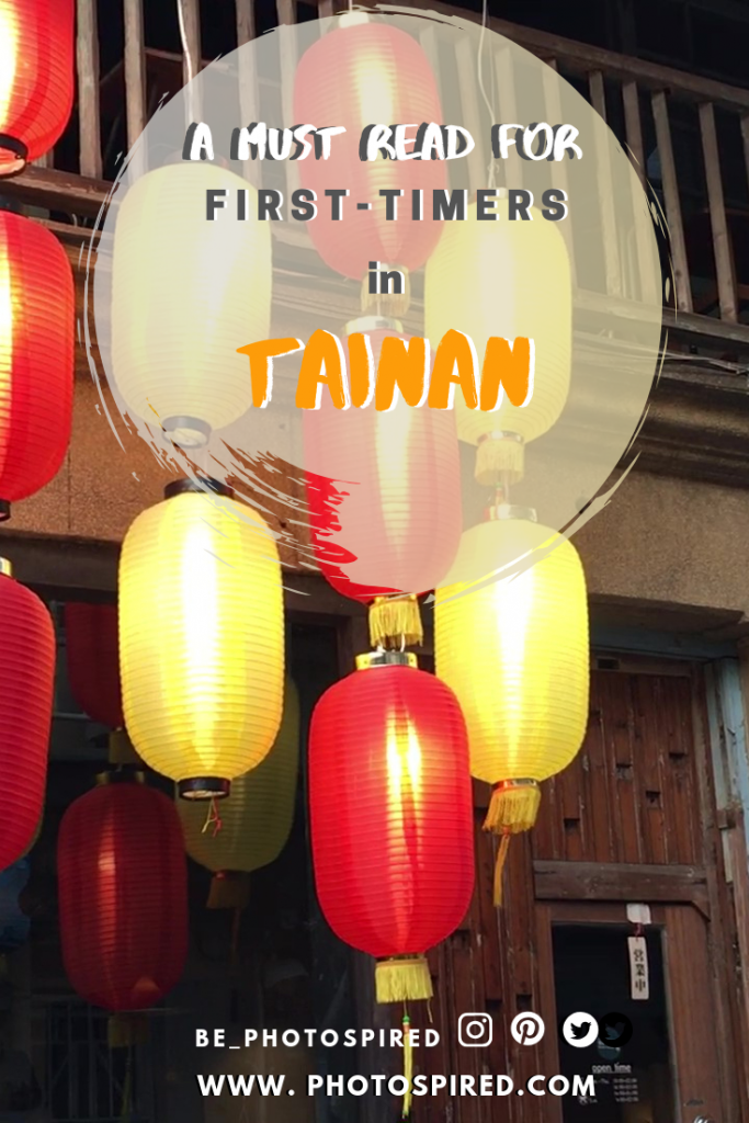 Tainan, travel guide