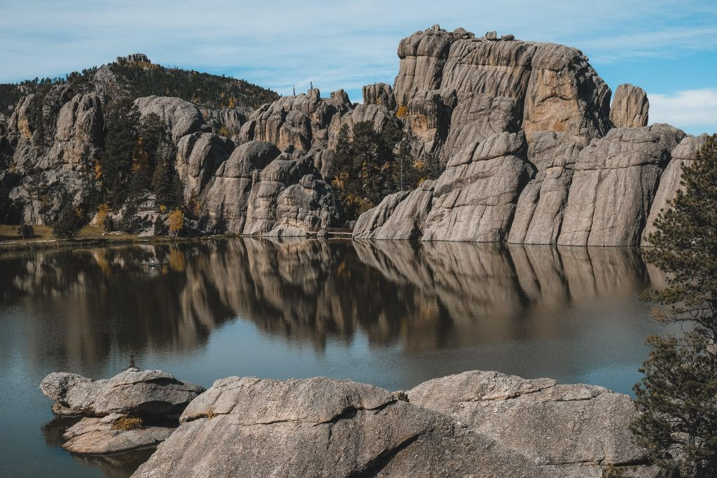 Black Hills, South Dakota, fall