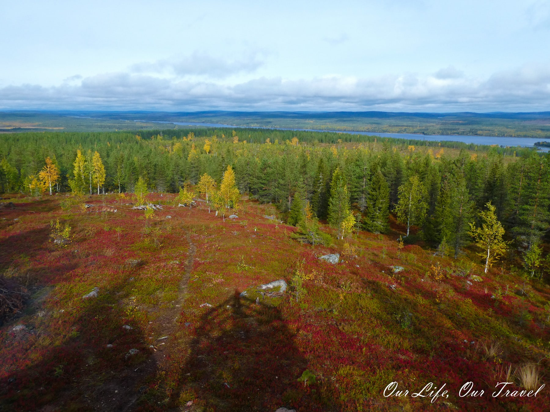 Lapland, Finland, fall destination