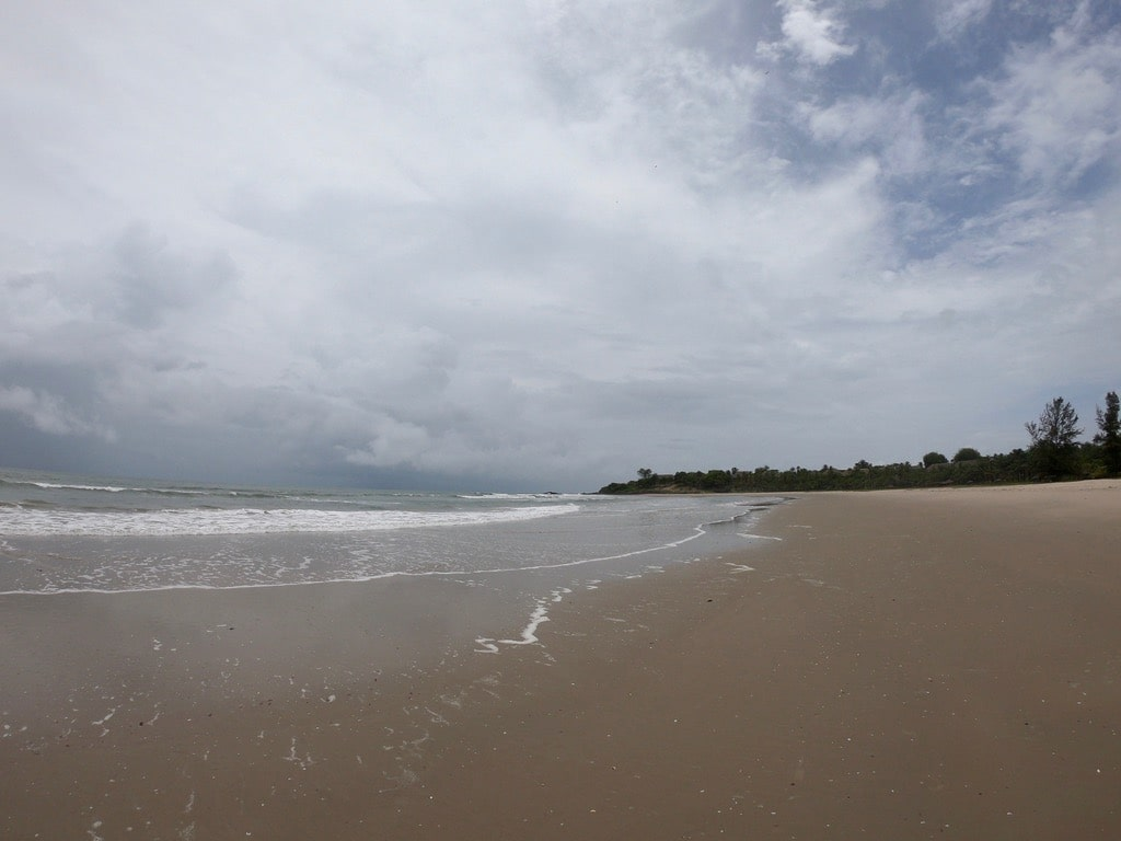 Cape Skirring, Casamance, Senegal