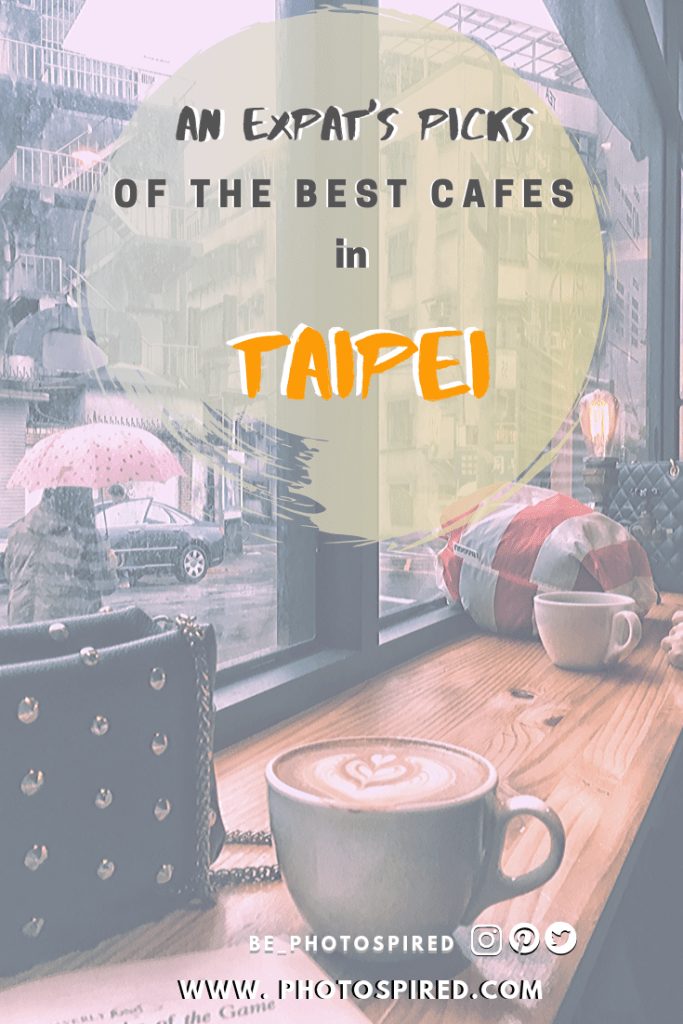 An expat's picks of the best cafes in Taipei