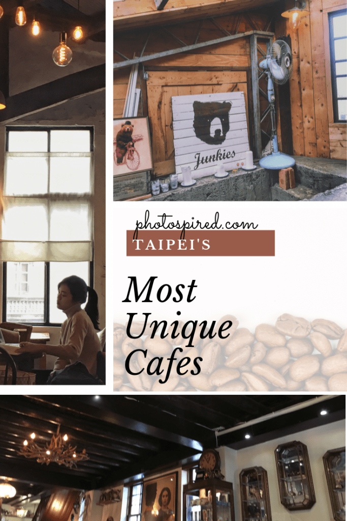 Taipei's most unique cafes Pinterest