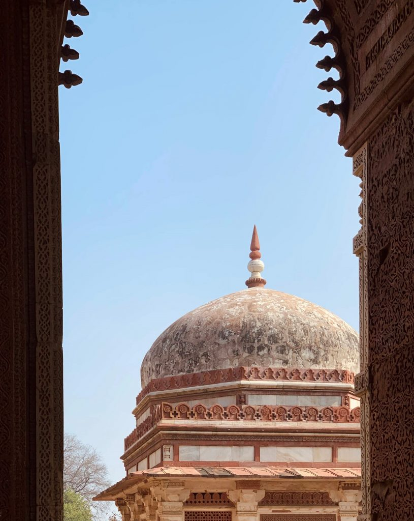 Qutub Minar is among the top places to visit in Delhi