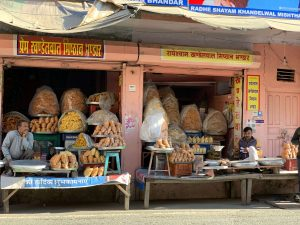 streetview in jaipur