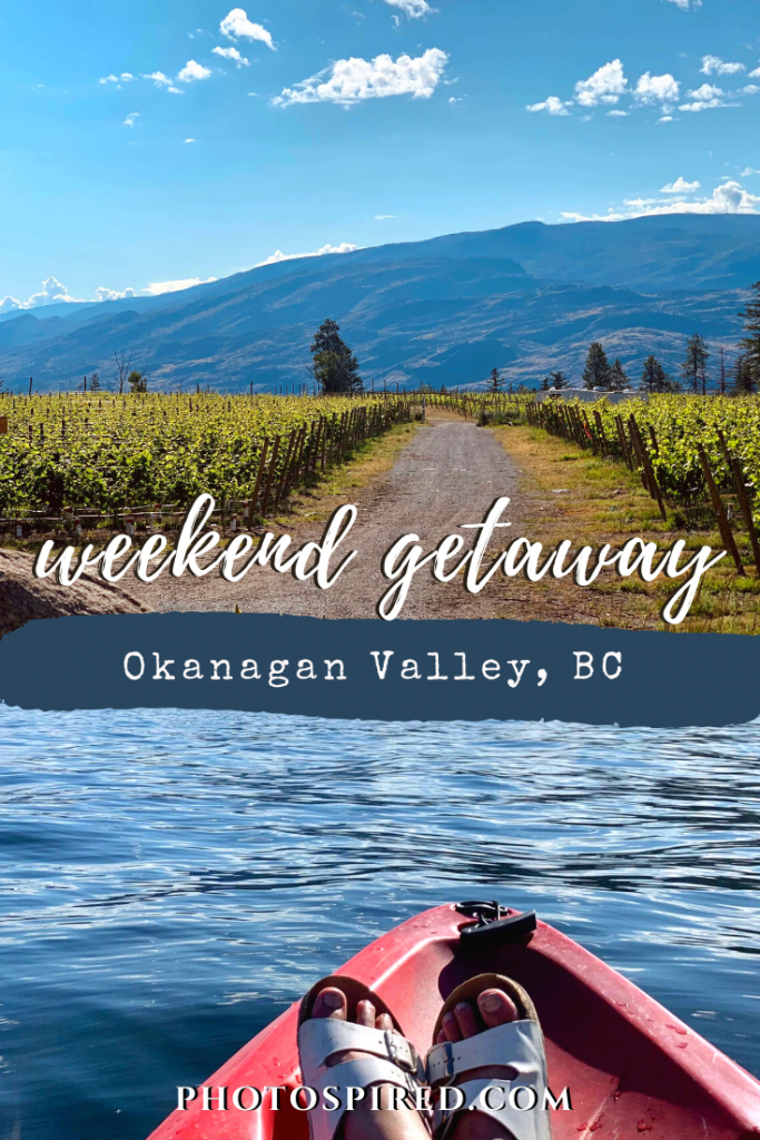 pinterest image for peachland vineyard camping